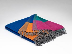 Mcnutt Navigator Colour Block Supersoft Blanket