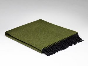McNutt Pam Herringbone Supersoft Blanket