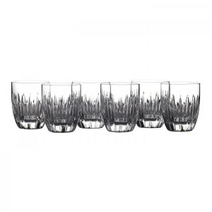 Waterford Crystal Ardan Collection Mara Tumbler Glasses