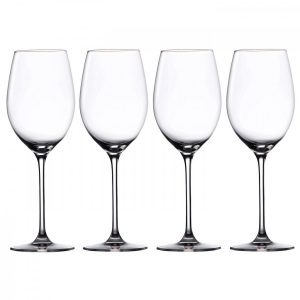 Marquis by Waterford Crystal Moments White Wine Set