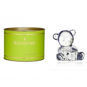 Waterford Crystal Giftology Baby Bear