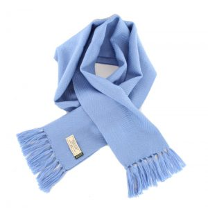 Mucros Blue Dingle Scarf