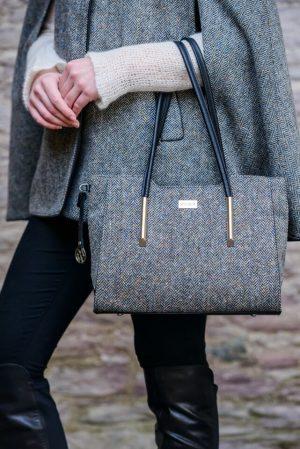 Mucros Gray Brid Bag