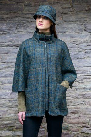 Mucros Teal Dunloe Jacket