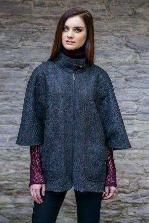 Mucros Charcoal Dunloe Jacket