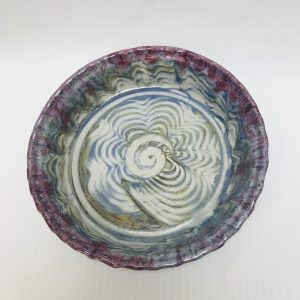 Michael Kennedy Pottery Large Serving Bowl