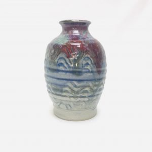 Michael Kennedy Pottery Daisy Vase