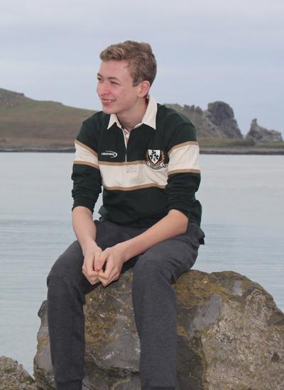 5bd3049f1 Kids Ireland Long Sleeve Rugby Shirt - Skellig Gift Store