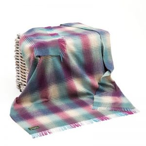 John Hanly Lambswool Blanket 638