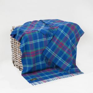 John Hanly Lambswool Blanket 637