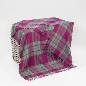 John Hanly Lambswool Blanket 632