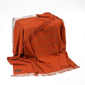 John Hanly Lambswool Blanket 641