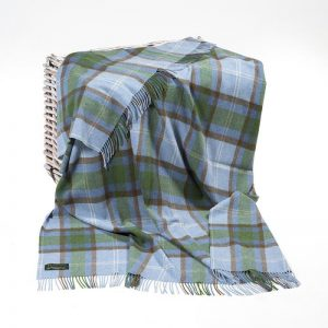 John Hanly Lambswool Blanket 655