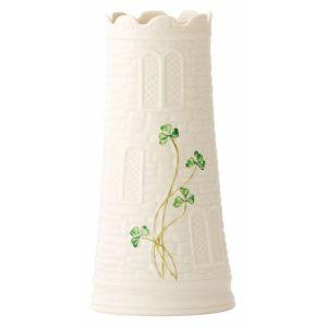 Belleek Castle Vase 2223