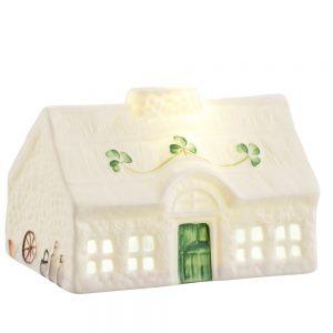 Belleek Blarney Cottage LED 4476
