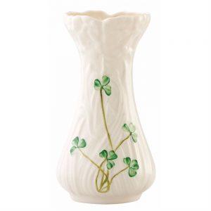 Belleek Daisy Toy Spill Vase