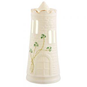 Belleek Castle LED Figurine 4478