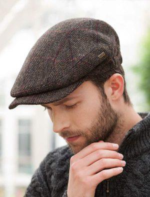 Mucros Brown Kerry Hat
