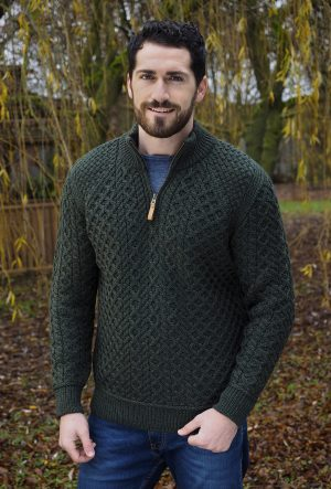 2ce2622dad Mens Aran Sweaters - Free Worldwide Shipping Direct From Ireland