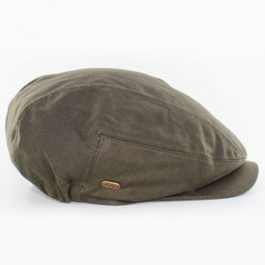 Mucros Green Wax Kerry Hat