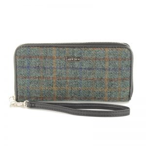 Mucros Weavers Teal Purse
