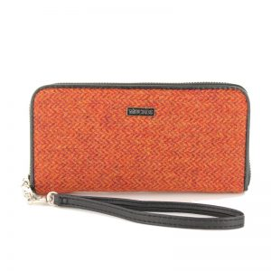 Mucros Weavers Orange Purse