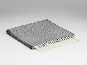 McNutt Oval Uniform Grey Scarf