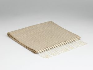 McNutt Oval Basswood Scarf
