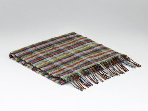 McNutt Glen Mini Check Scarf