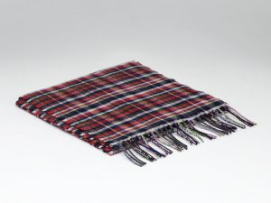 McNutt Cranford Mini Check Scarf