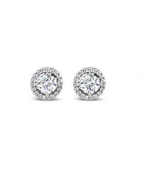 Absolute Sterling Silver Earrings se100sl