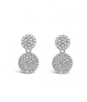 Absolute Sterling Silver Earrings se113sl