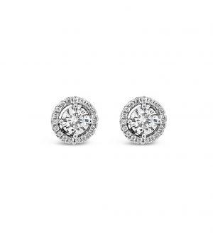 Absolute Sterling Silver Earrings se122sl