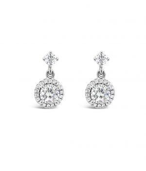 Absolute Sterling Silver Earrings se140sl