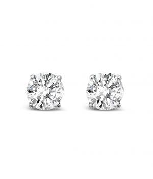 Absolute Sterling Silver Earrings se110sl