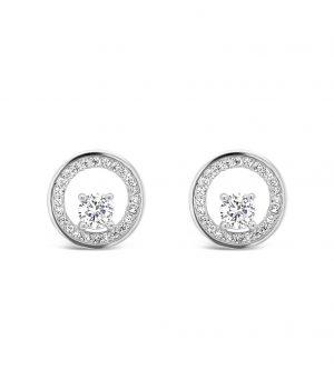 Absolute Sterling Silver Earrings se136sl