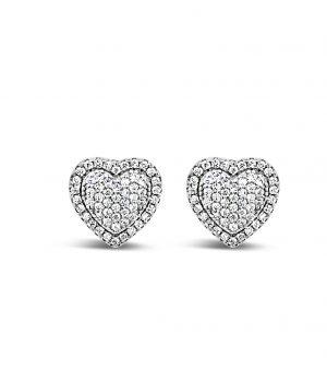 Absolute Sterling Silver Earrings se104sl