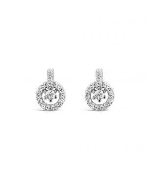 Absolute Sterling Silver Earrings se135sl