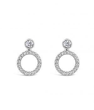 Absolute Sterling Silver Earrings se134sl