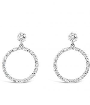 Absolute Sterling Silver Earrings se137sl
