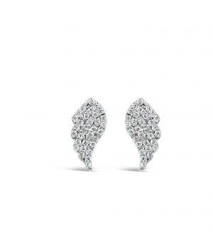 Absolute Sterling Silver Earrings se119sl