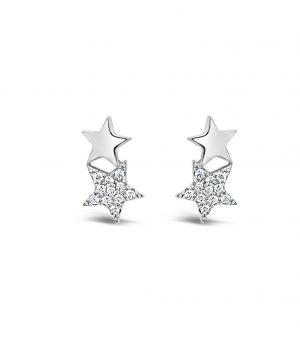 Absolute Sterling Silver Earrings se107sl