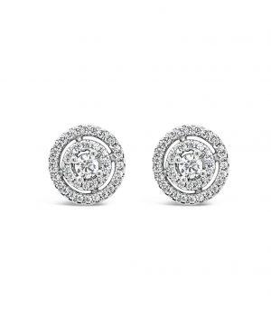 Absolute Sterling Silver Earrings se124sl