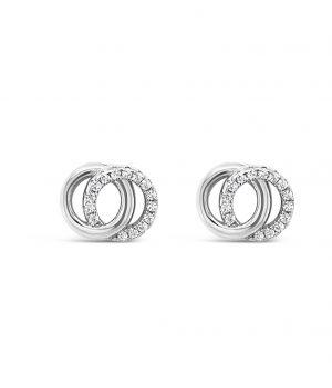 Absolute Sterling Silver Earrings se125sl