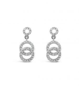 Absolute Sterling Silver Earrings se116sl