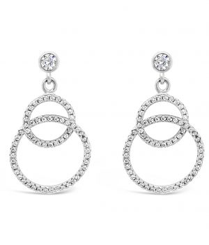 Absolute Sterling Silver Earrings se111sl