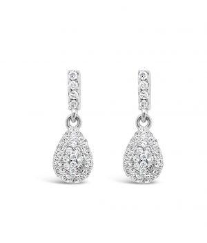 Absolute Sterling Silver Earrings se142sl