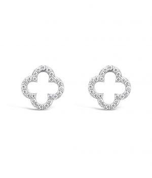 Absolute Sterling Silver Earrings se132sl