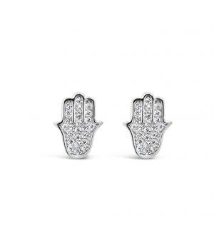 Absolute Sterling Silver Earrings se118sl