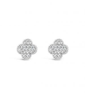 Absolute Sterling Silver Earrings se143sl